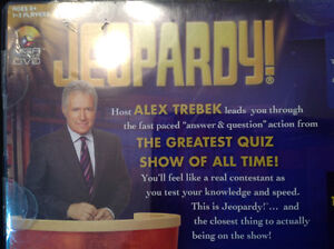 Brand New and Sealed Jeopardy DVD Home Game System. $20.00 Edmonton Edmonton Area image 4
