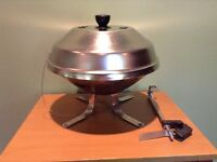 MAGMA MARINE KETTLE BBQ FOR BOAT
