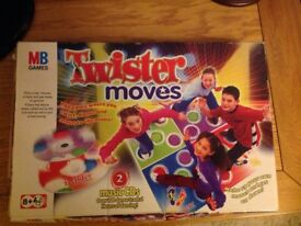 MB Twister Moves 8 yrs plus