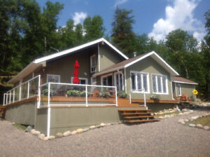 Cottage for Sale on Lake Munro, Northern Ontario