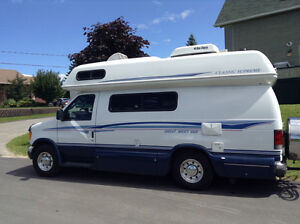Class B Motorhome, Great West Vans Classic Supreme 2004