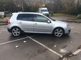 VOLKSWAGON GOLF GTI TURBO 5 DOOR 56 PLATE STAGE 2 REMAPP