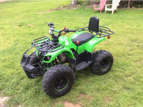 Used 2013 Abibaba 125G