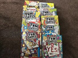 10 tom gates books