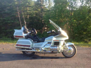 2000 Honda Goldwing Special Anniversary Edition