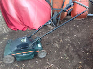 Electric LawnMover - good working order