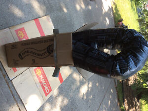 Insulated flexible air duct - $8 NEW
