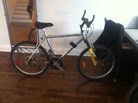 Mountain bike RALEIGH TOMAHAWK
