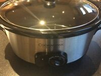 Large Deluxe Slow Cooker