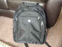 Dell laptop rucksack, v. good condition