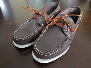BRAND NEW Sears Durham Brown Boat Shoes