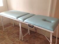 Health and beauty massage table
