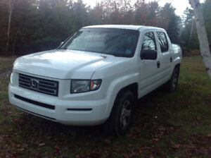 2008 Honda Ridgeline- NEW Safety Inspection, this Week!