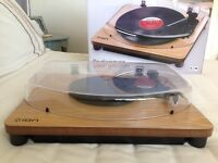 ION Classic LP USB Conversion Turntable for MAC & PC