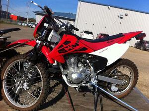 2008 midwest 250cc dirt bike Strathcona County Edmonton Area image 2