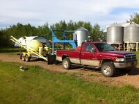 80' pickup sprayer
