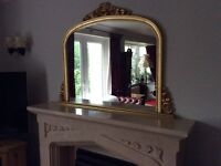 Beautiful Ornate Gilt Mirror £35.00 NOW SOLD