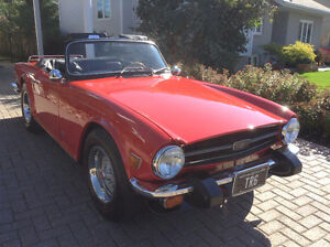 Triumph TR-6 1975 *UPDATED 2018-11-11*