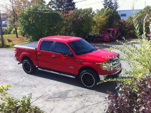 2011 Ford F-150 XTR  48500 kilo !!!