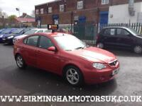 2007 (57 Reg) Proton Gen-2 1.6 GEN -2 GSX AUTOMATIC 5DR Hatchback RED + LOW MILE
