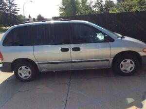 2000 Dodge Caravan sl base Minivan, Van