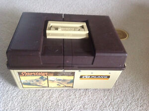 REDUCED - Vintage FishingTackle Box -  Plano Sportster 1000
