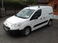 Peugeot Partner 1.6HDi ( 75 ) 625 Professional L1 3 seater air con