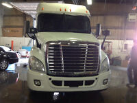 2012 heavy spec cascadia