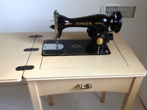 Singer industrial strength sewing machine
