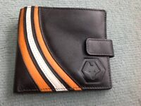 Wolves FC Leather Wallet