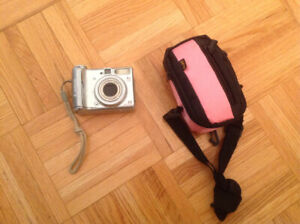 Canon Camera with case