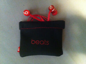 Brand New Dr.Dre Beats Ear Buds With Case!
