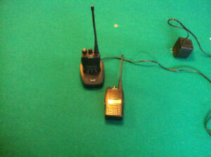 2 Puxing PX-777 transceivers with one charger