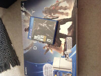 BRAND NEW PS4 with GAME AND CONTROLLER