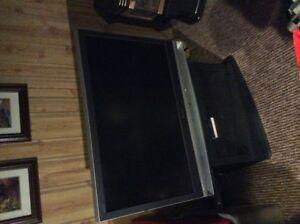Projection back tv...works good (grand wega)