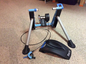 Tacz Blue Motion Trainer with front wheel holder