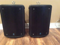 Yorkville NX 20 speakers (two) for $575  New Price $425