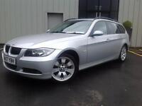BMW 325 3.0TD DIESEL SE Touring ESTATE, FSH, STUNNING CAR, HPI CLEAR