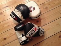 Pads & Gloves