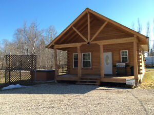 $150,000 Log house/cabin priced to sell quick...one left.