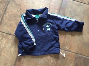 2T Light Jacket Double Liner (Baby Golf)