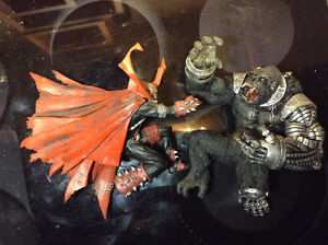 McFarlane: Spawn Series no. 26 Spawn vs. Cy-gor Action Figure