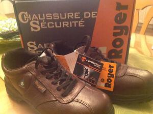 Chaussure de sécurité Royer cap d'acier neuve