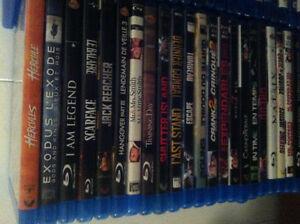 Lot de film Blu-ray