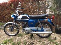 Yamaha YL1 1968 100cc Twin