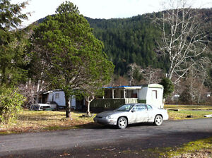 Own a mobile home on Vancouver Island for 20 thousand!