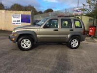 Jeep Cherokee 2.8TD ( 161bhp ) 4X4 Sport **FINANCE AVAILABLE**