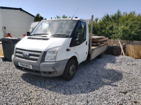 For sale ford transit long wheel base lorry not a tipper