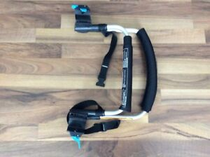 Thule Glide 1/UG 1/2 Car Seat Adapter Used 3 times