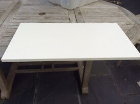Kitchen cupboard shelf Ivory colour 76.5 cm width X 43 cm depth